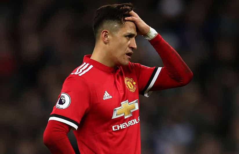 Alexis Sanchez Man Utd