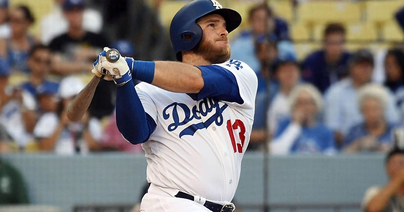 Max Muncy Dodgers