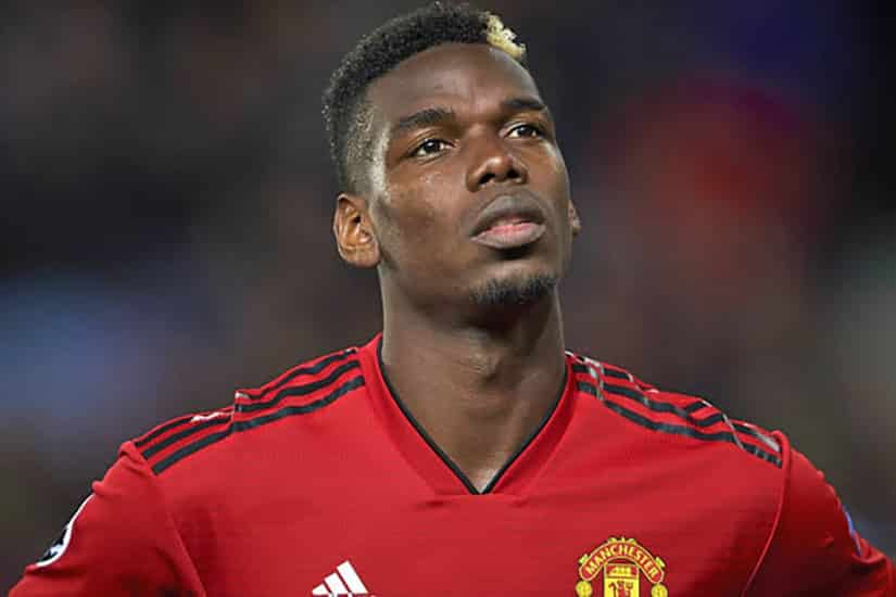 Paul Pogba after champions league game vs Valencia