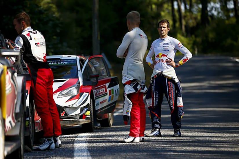 Sebastian Ogier WRC