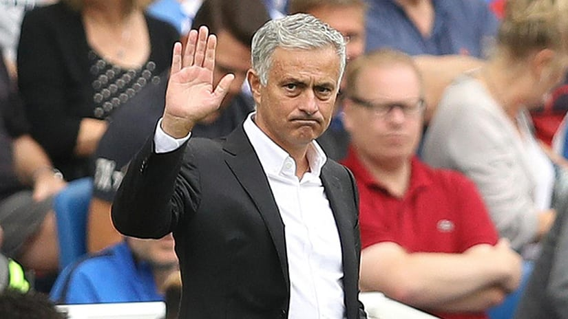 Jose Mourinho days in Manchester United are counted