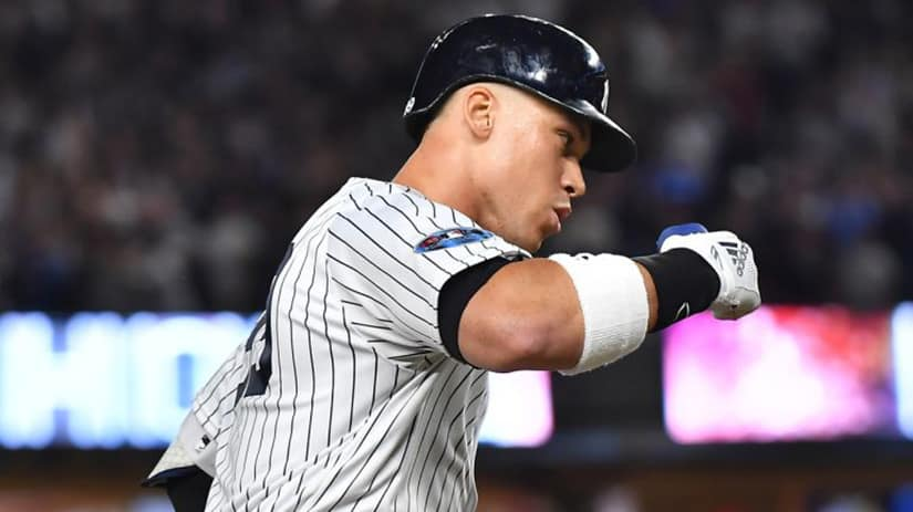 "Yankees beat A's, set up ""best ever"" ALDS clash with Red Sox"